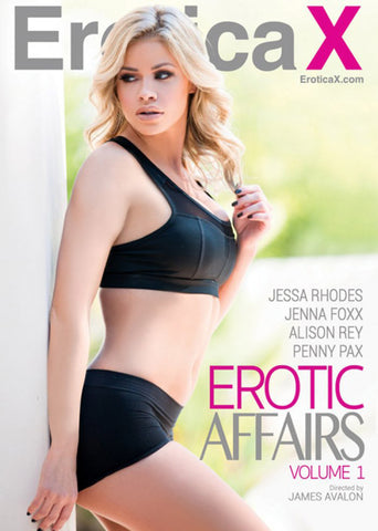 Erotic Affairs Adult Sex DVD