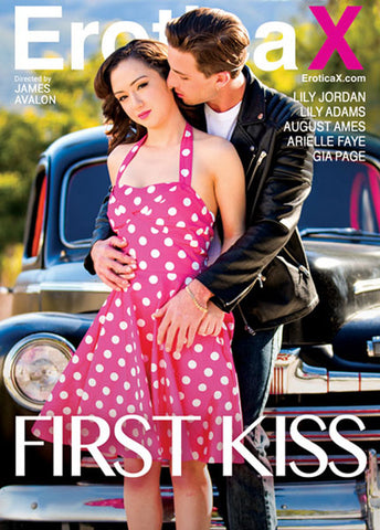 First Kiss Adult Movies DVD