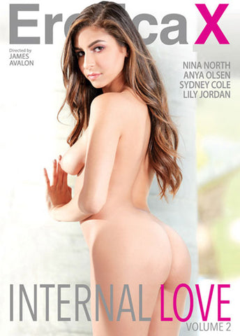 Internal Love 2 Adult DVD