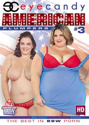 American Plumpers 3 Adult Movies DVD