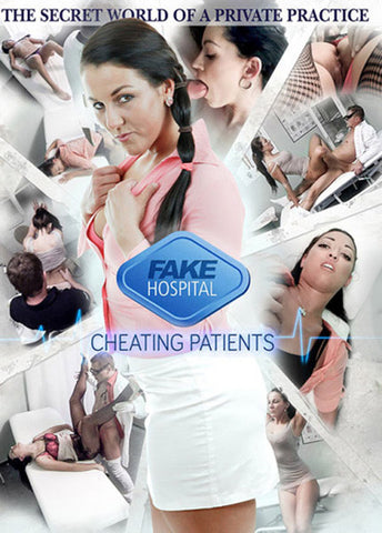 Cheating Patients Adult DVD