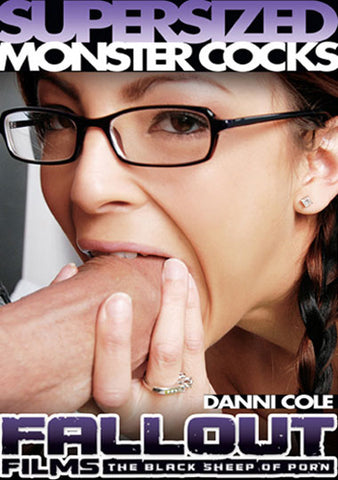 Cheap Supersized Monster Cocks porn DVD