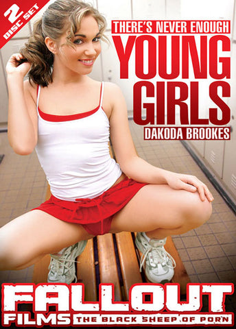 There's Never Enough Young Girls (2 Disc Set) Porn DVD