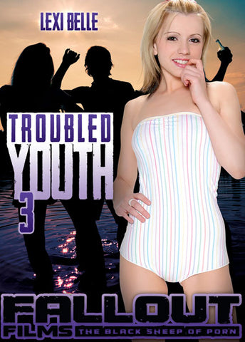 Cheap Troubled Youth 3 porn DVD