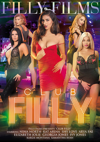 Club Filly XXX Adult DVD