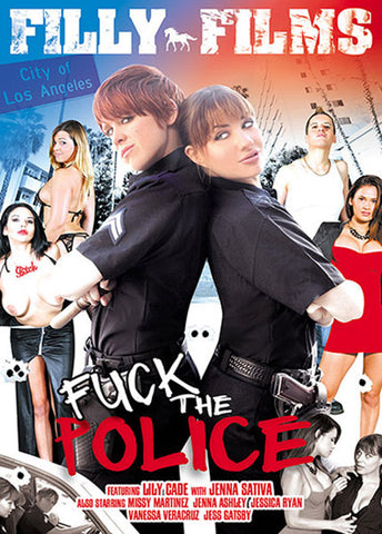 Cheap Fuck The Police porn DVD