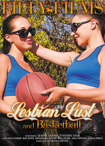 Lesbian Lust And Basketball XXX DVD