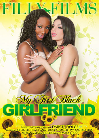 My First Black Girlfriend Adult Sex DVD