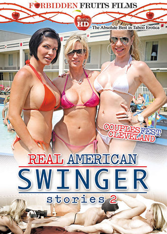 Cheap Real American Swinger Stories 2 porn DVD
