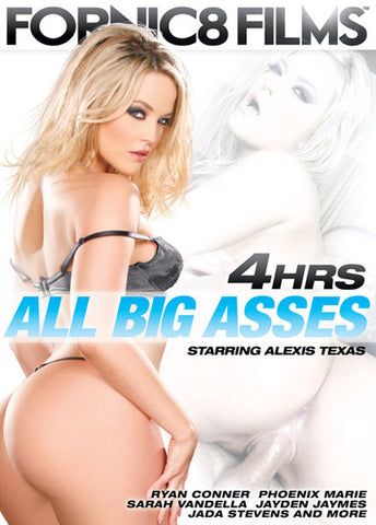 All Big Asses Sex DVD