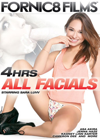 All Facials Sex DVD