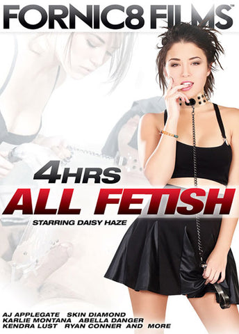 All Fetish Adult Movies DVD