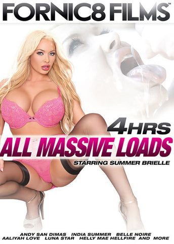 All Massive Loads Adult Movies DVD