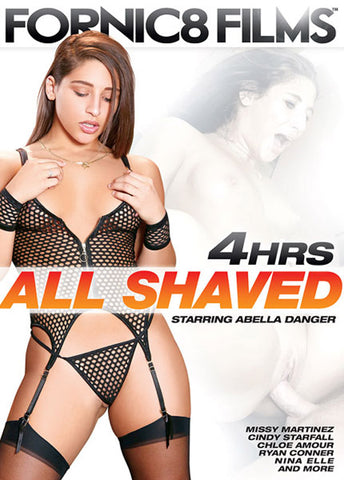 All Shaved Sex DVD