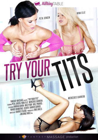 Try Your Tits Adult Sex DVD