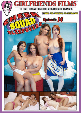 Cheap Cheer Squad Sleepover 14 porn DVD