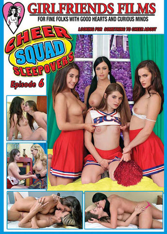 Cheap Cheer Squad Sleepovers 6 porn DVD
