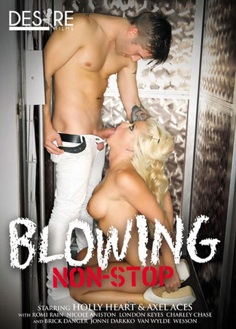 Blowing Non-Stop XXX Adult DVD