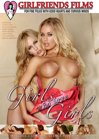 Cheap Girls Who Love Girls porn DVD