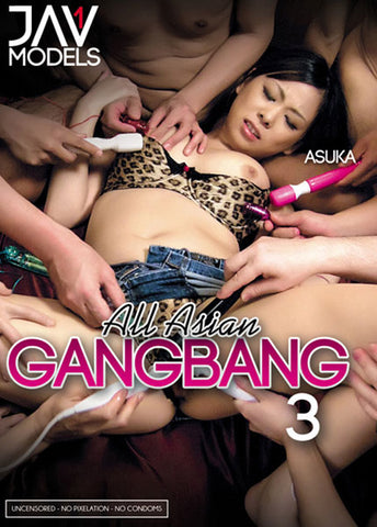 All Asian Gangbang 3 Adult DVD