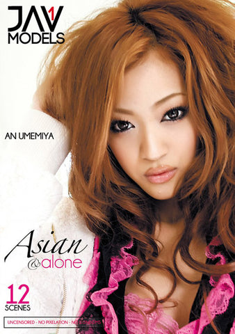 Asian & Alone XXX Adult DVD