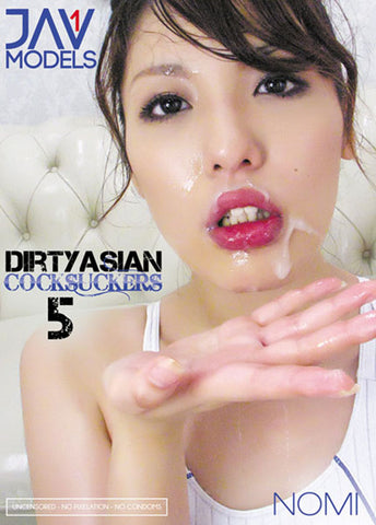 Dirty Asian Cocksuckers 5 Adult Sex DVD