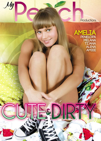 Cute & Dirty Adult Sex DVD
