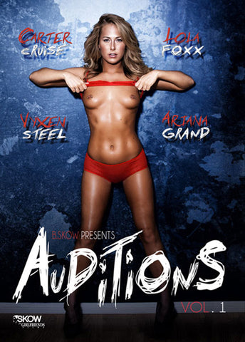 Cheap Auditions porn DVD