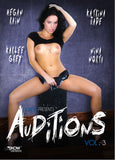 Cheap Auditions 3 porn DVD