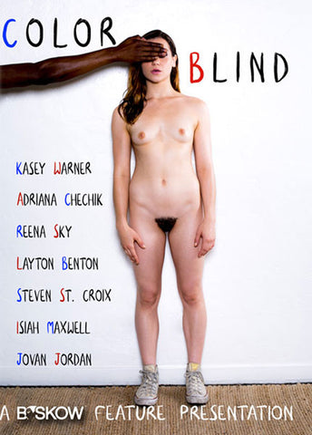 Color Blind Adult Sex DVD