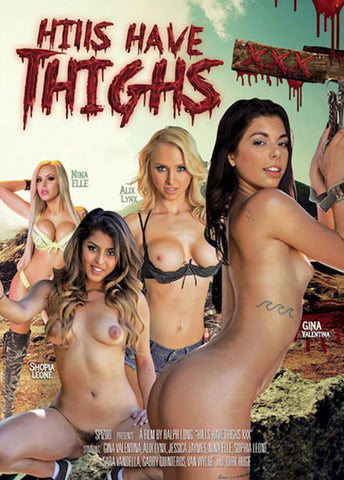 Hills Have Thighs XXX Adult Sex DVD