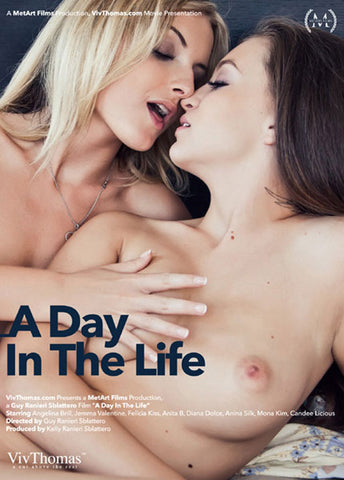 A Day In The Life Porn DVD