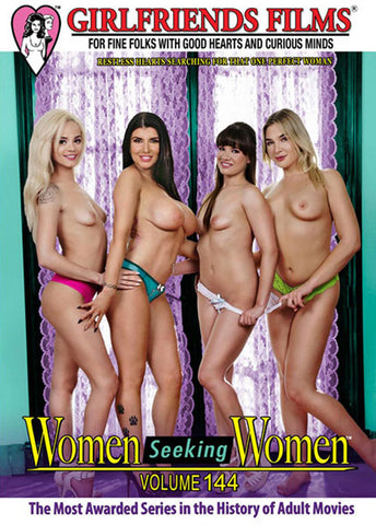 Women Seeking Women 144 XXX DVD