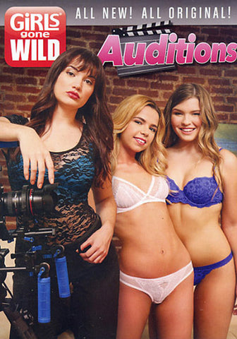 Cheap Girls Gone Wild: Auditions porn DVD