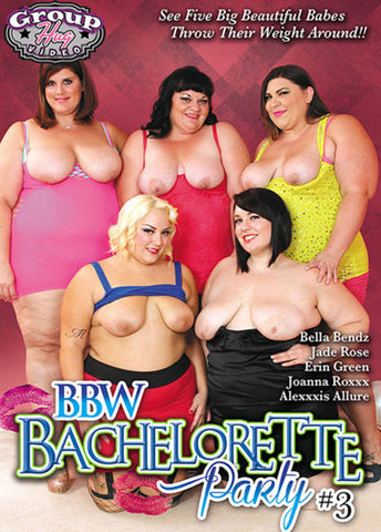 Cheap BBW Bachelorette Party 3 porn DVD