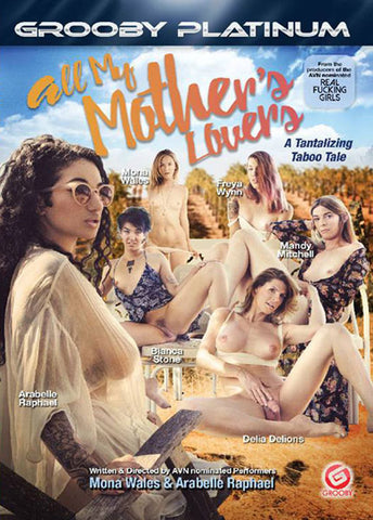 All My Mother's Lovers Porn DVD