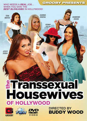 Cheap The Transsexual Housewives Of Hollywood porn DVD