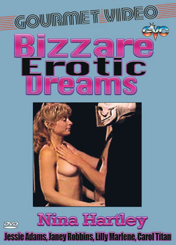 Cheap Bizzare Erotic Dreams porn DVD