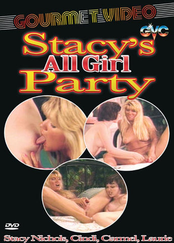Cheap Stacy's All Girl Party porn DVD