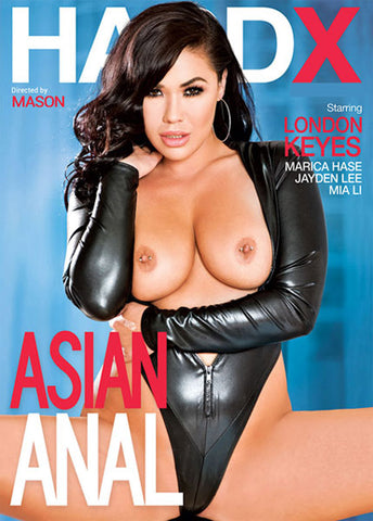 Asian Anal Adult Sex DVD