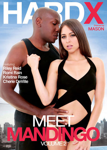 Meet Mandingo 2 Adult Movies DVD