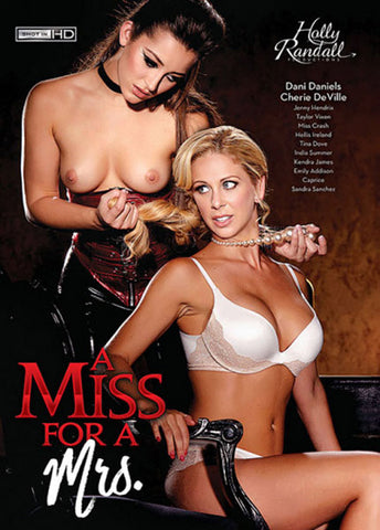 A Miss For A Mrs. Porn DVD