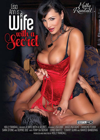 A Wife With A Secret Adult Sex DVD