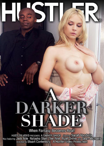 Cheap A Darker Shade porn DVD
