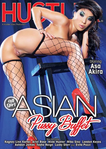 All Girl Asian Pussy Buffet Adult Movies DVD