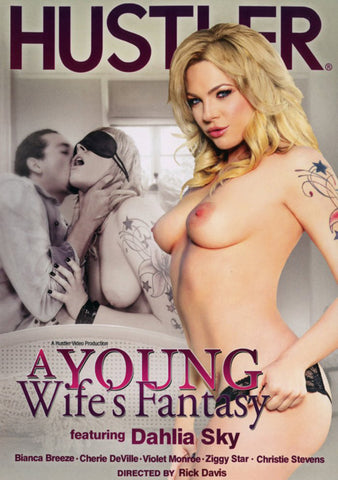 A Young Wife's Fantasy Sex DVD