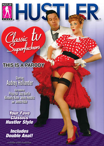 Cheap Classic TV Superfuckers porn DVD