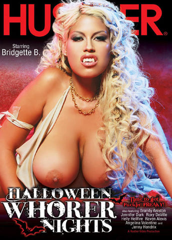 Cheap Halloween Whorer Nights porn DVD