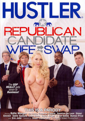 Republican Candidate Wife Swap Adult DVD