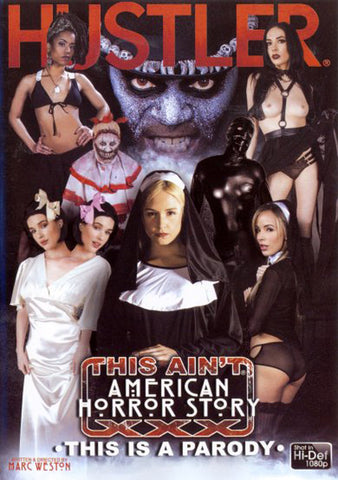 This Ain't American Horror Story XXX Porn DVD